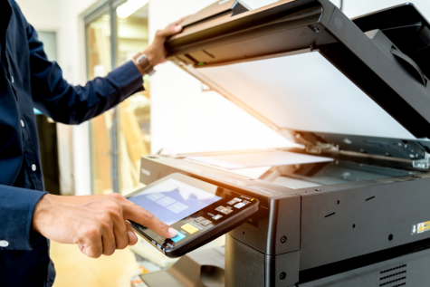 HACCs free printing service for students