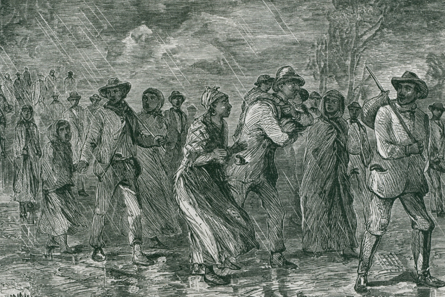 Harrisburg's Role in the Underground Railroad