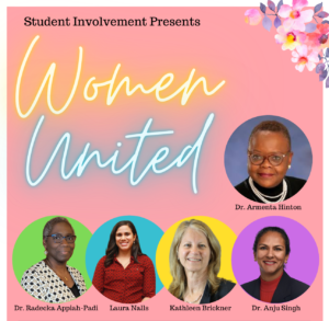 HACC Hosts first 'Women United' Event during Women's History Month